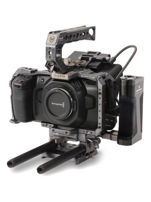 ta Tiltaing Camera Cage per BMPCC 4K/6K Advanced Kit
