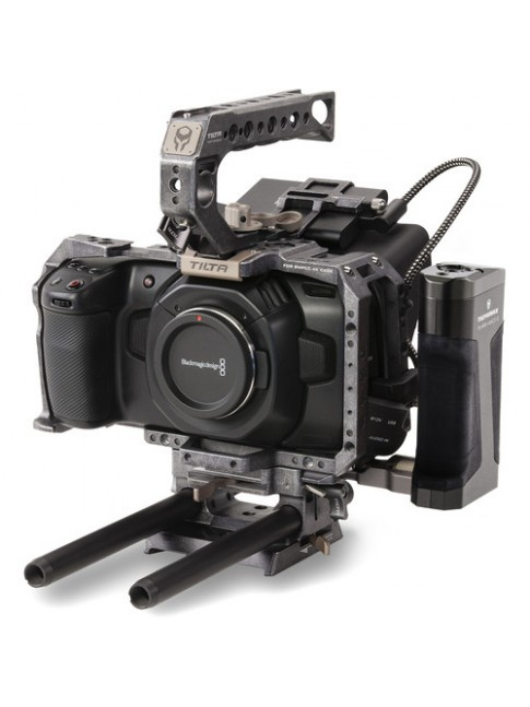 Tiltaing Camera Cage per BMPCC 4K/6K Advanced Kit
