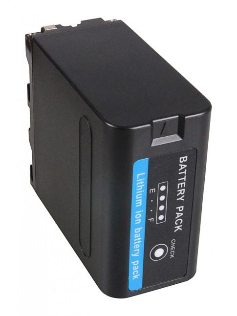 PATONA Premium battery per Sony NP-F990 HVR-Z1C HVR-V1C FX7E NEX-FS100