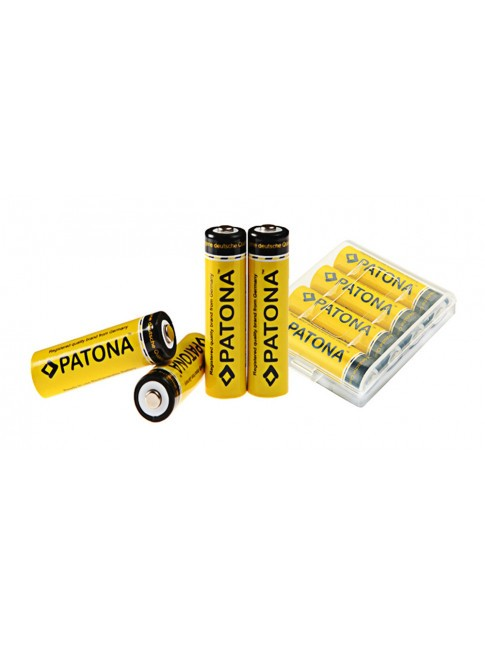 PATONA batteria Mignon 4x AA 2450mAh