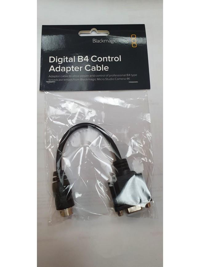 Blackmagic Design Cable - Digital B4 Control Adapter