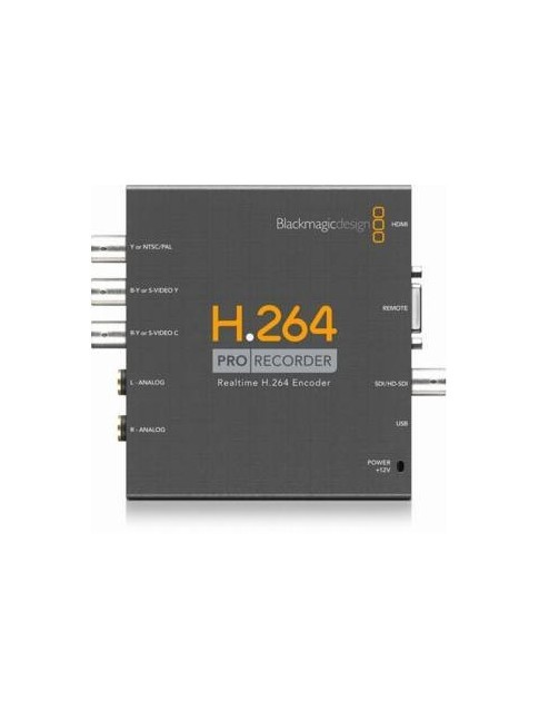 Blackmagic Design H264 Pro Recorder