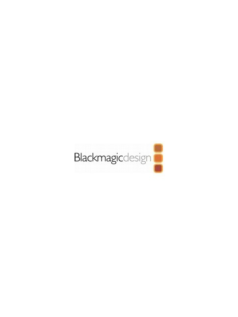 Blackmagic Design - Alimentatore 12V 30W per UltraStudio