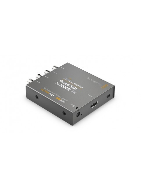 Blackmagic Design Mini Converter Quad SDI to HDMI 4K 2