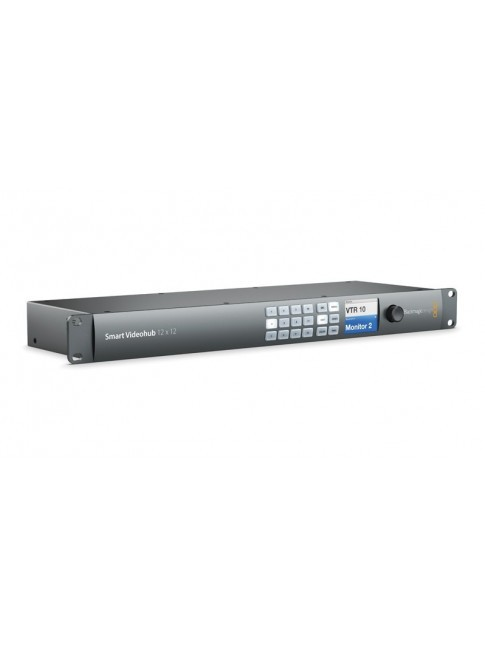 Blackmagic Design Smart Videohub 12x12