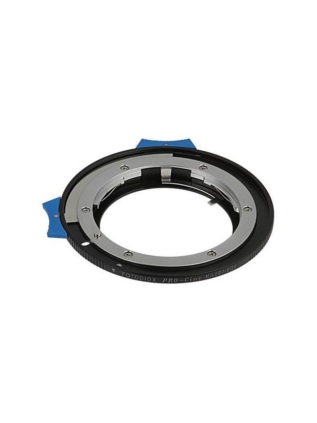Fotodiox Pro Adattatore per obiettivi da Nikon G a Canon EOS (EF, EF-S) con chip di Conferma Fuoco