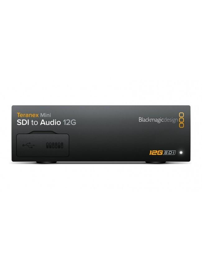 Blackmagic Design Teranex Mini SDI to Audio 12G