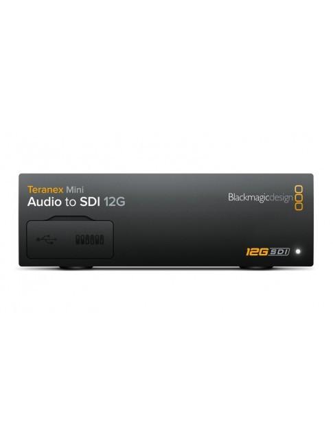Blackmagic Design Teranex Mini Audio to SDI 12G