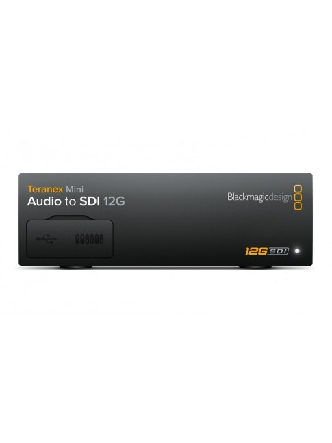 Blackmagic Design Teranex Mini Audio to SDI 12G