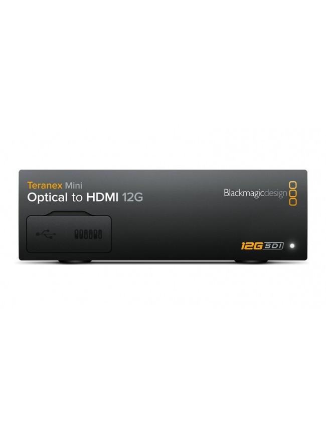 Blackmagic Design Teranex Mini Optical to HDMI 12G