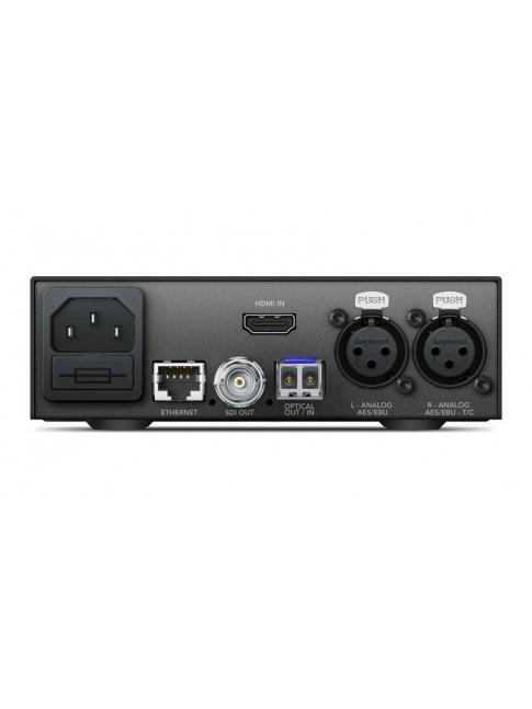 Blackmagic Design Teranex Mini HDMI to Optical 12G