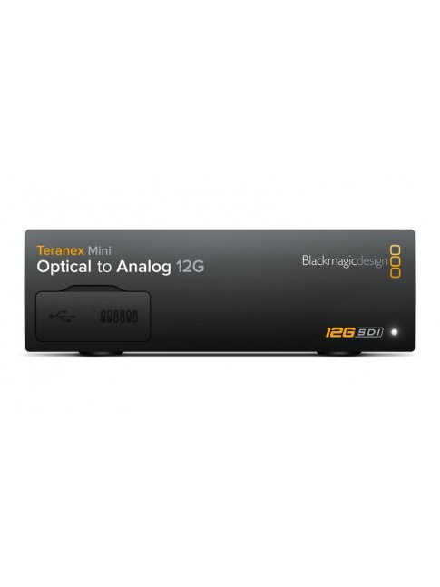 Blackmagic Design Teranex Mini Optical to Analog 12G
