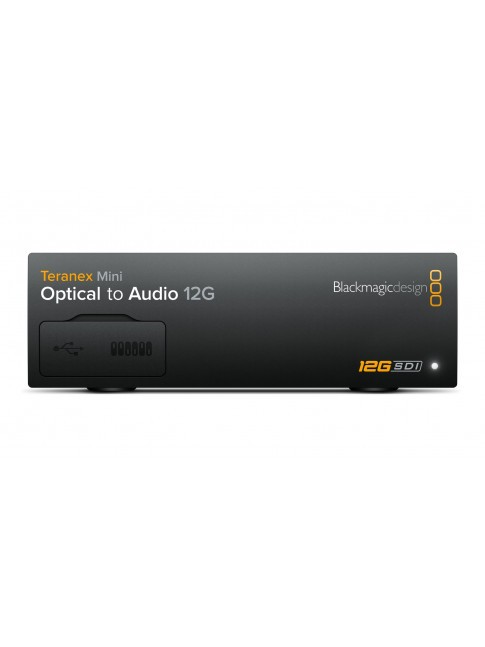 Blackmagic Design Teranex Mini Optical to Audio 12G