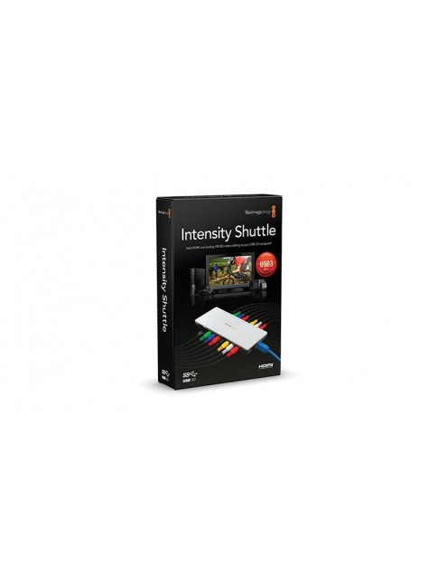 Blackmagic Design Intensity Shuttle USB 3.0