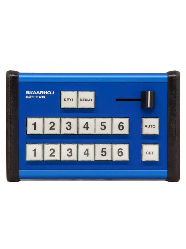 Skaarhoj E21-TVSS Desktop Controller