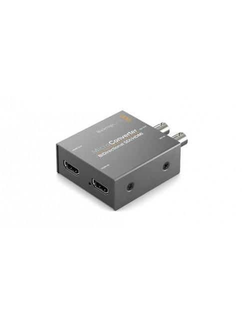Blackmagic Design Micro Converter BiDirect SDI/HDMI wPSU (con alimentatore)