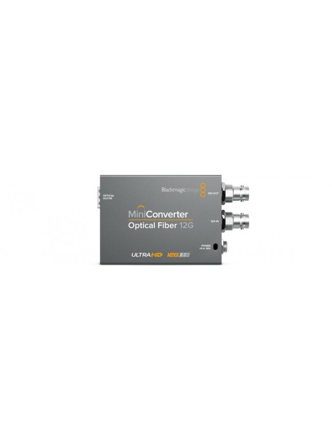 Blacagic Design Mini Converter Optical Fiber 12G