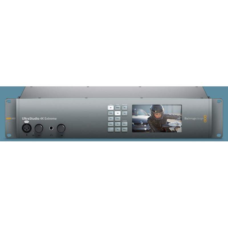 Blackmagic Design Ultrastudio 4k Extreme 3 Bmdonline Eu