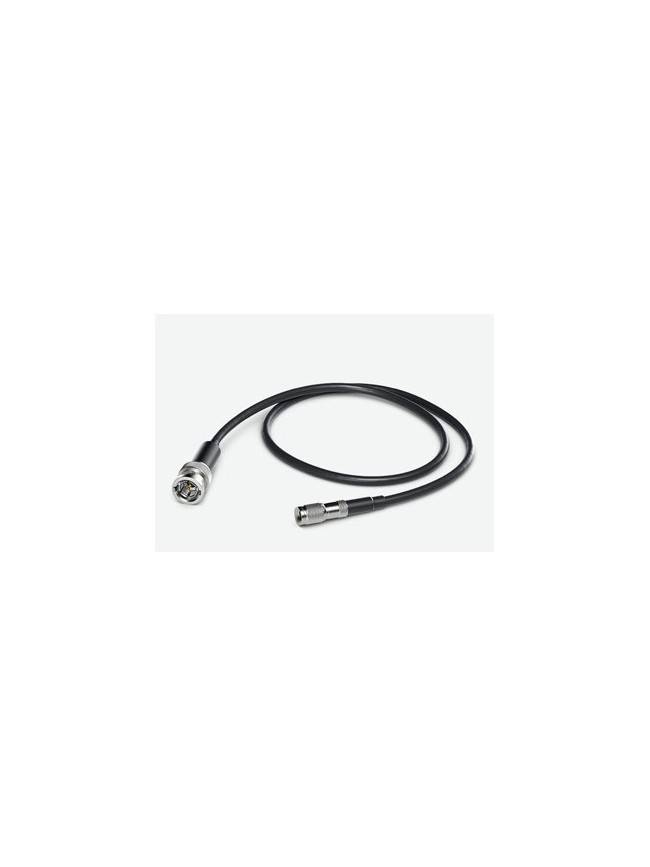 Blackmagic Design Cable - Din 1.0/2.3 to BNC Male