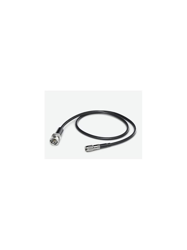 Blackmagic Design Cable - Din 1.0/2.3 to BNC Male