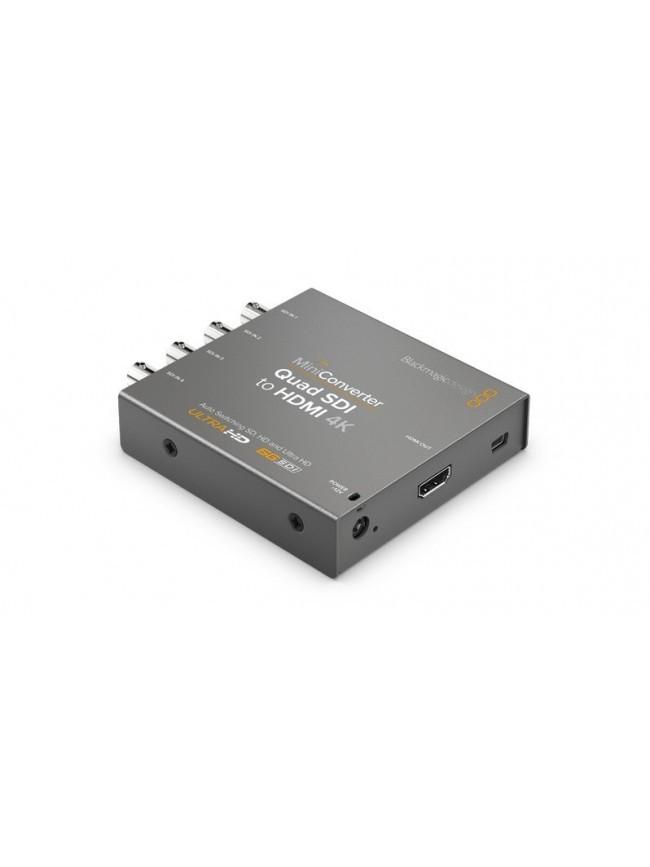 Blackmagic Design Mini Converter Quad SDI to HDMI 4K 2