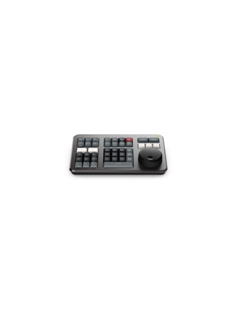 Blackmagic Design DaVinci Resolve Speed Editor + DaVinci Resolve Studio Dongle