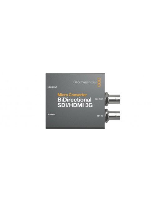 Blackmagic Design Micro Converter BiDirect SDI/HDMI 3G wPSU (con alimentatore)