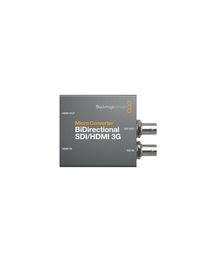 Blackmagic Design Micro Converter BiDirect SDI/HDMI 3G PSU (with power supply unit)